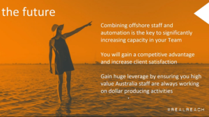 Outsourcing Offshore Cover
